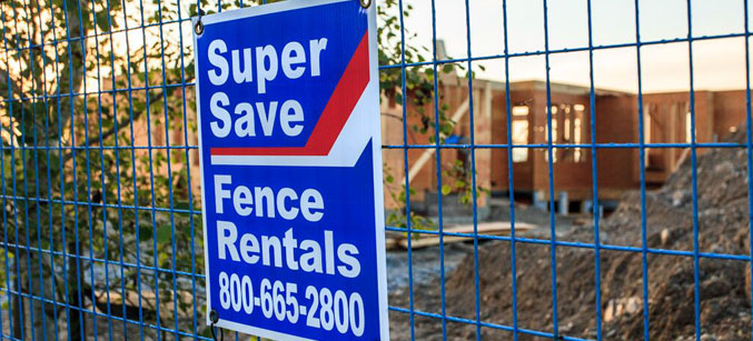 Alberta Fence Rentals Super Save