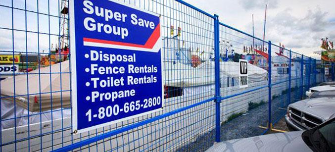 Fence Rentals Security Fence Rentals Super Save Group