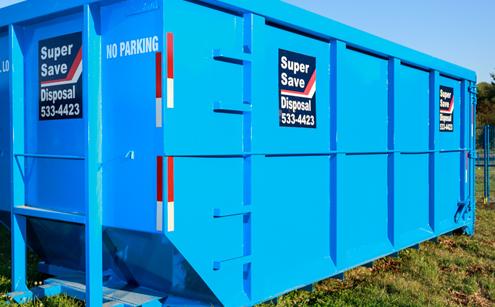 Roll Off Bin Rentals Waste Management Super Save