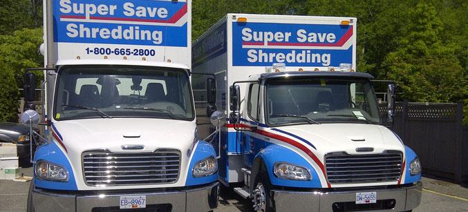 Document Shredding | Paper Shredding | Super Save Group